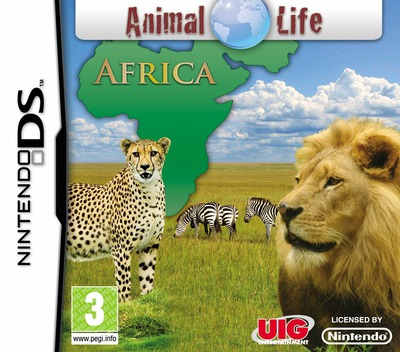 Animal Life - Africa DS coverM (VAFP)