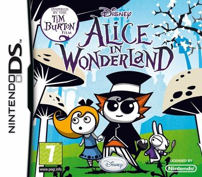 Alice in Wonderland DS coverM (VALV)
