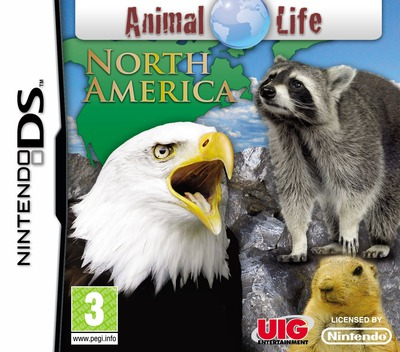 Animal Life - North America DS coverM (VAMP)