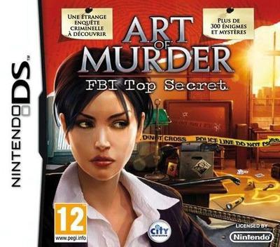 Art of Murder - FBI Top Secret DS coverM (VAOX)