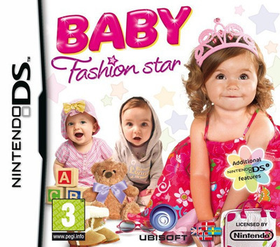 Baby Fashion Star DS coverM (VBAV)