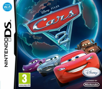 Cars 2 DS coverM (VCAW)