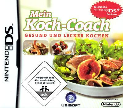 Mein Koch-Coach - Gesund und Lecker Kochen DS coverM (VCKD)