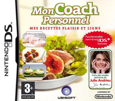 Mon Coach Personnel - Mes Recettes Plaisir et Ligne DS coverM (VCKF)