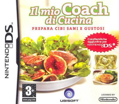 Il Mio Coach di Cucina - Prepara Cibi Sani e Gustosi DS coverM (VCKI)