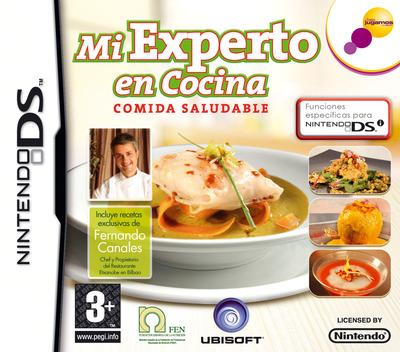 Mi Experto en Cocina - Comida Saludable DS coverM (VCKS)