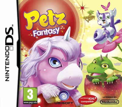Petz - Fantasy DS coverM (VFZV)