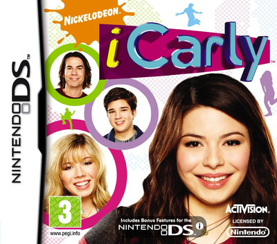 iCarly DS coverM (VICP)