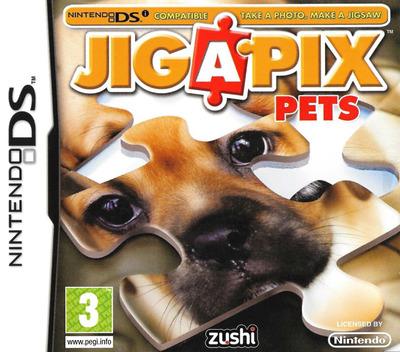 Jigapix - Pets DS coverM (VJ6P)
