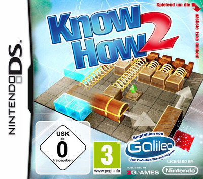 Know How 2 DS coverM (VKHP)