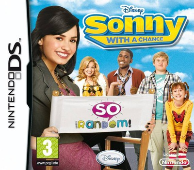 Sonny with a Chance DS coverM (VSNV)