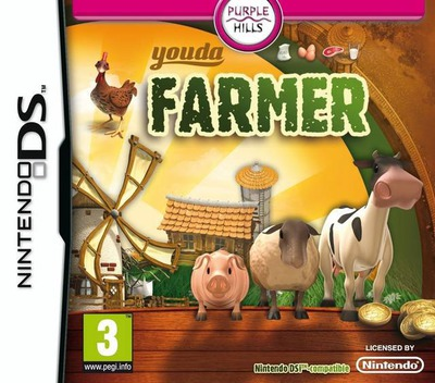 Youda Farmer DS coverM (VYFX)