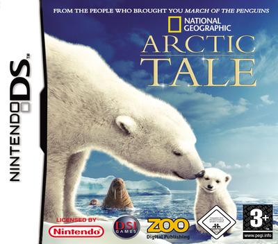 Arctic Tale DS coverM (YA3P)