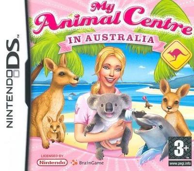 My Animal Centre in Australia DS coverM (YA7P)