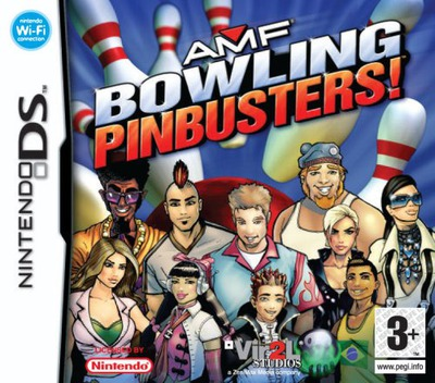 AMF Bowling Pinbusters! DS coverM (YAFP)