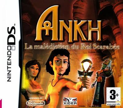 Ankh - La Malediction du Roi Scarabee DS coverM (YAKF)