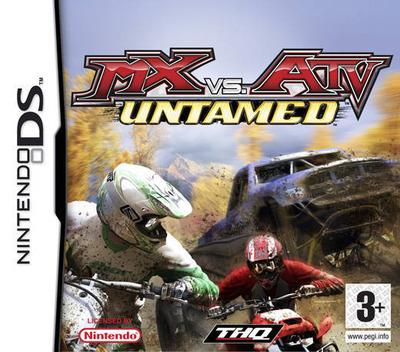 MX vs. ATV Extreme Limite DS coverM (YATF)