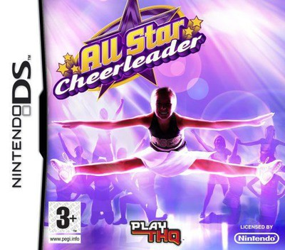 All Star Cheerleader DS coverM (YAUP)
