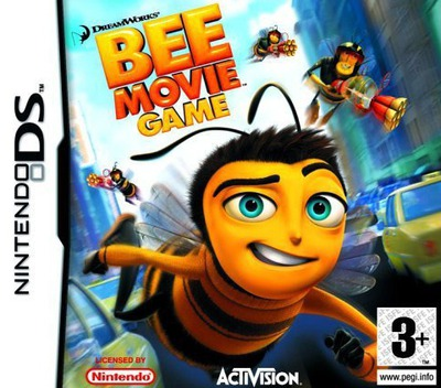 Bee Movie Game DS coverM (YB4P)