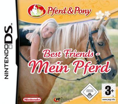 Pferd & Pony - Best Friends - Mein Pferd DS coverM (YB5D)