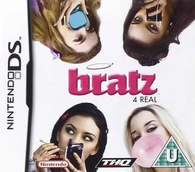 Bratz - 4 Real DS coverM (YB9P)