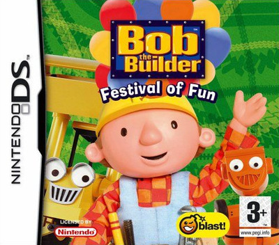 Bob the Builder - Festival of Fun DS coverM (YBBP)