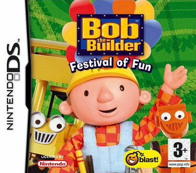 Bob the Builder - Festival of Fun DS coverM (YBBY)