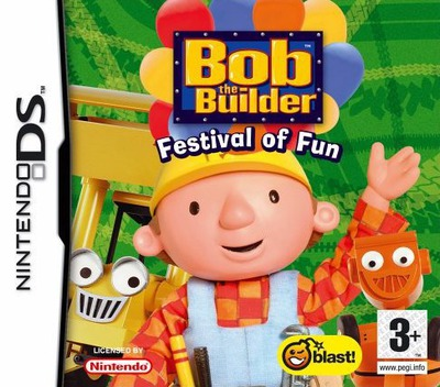 Bob the Builder - Festival of Fun DS coverM (YBBZ)
