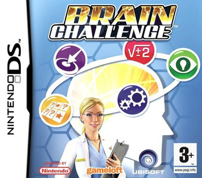 Brain Challenge DS coverM (YBCP)