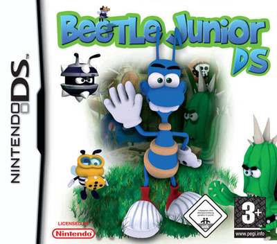 Beetle Junior DS DS coverM (YBJP)