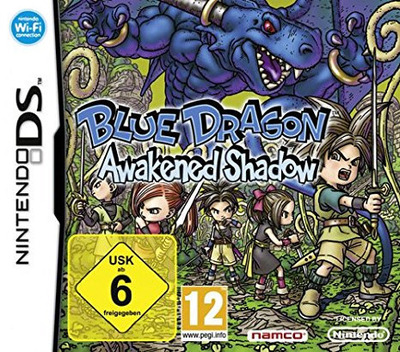 Blue Dragon - Awakened Shadow DS coverM (YBUD)