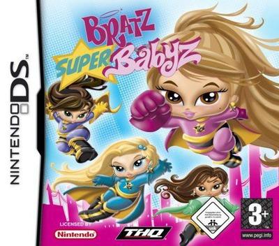 Bratz - Super Babyz DS coverM (YBYX)