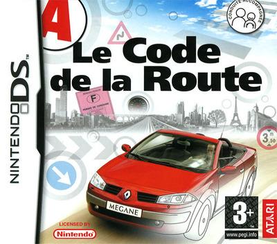 Le Code de la Route DS coverM (YCDF)