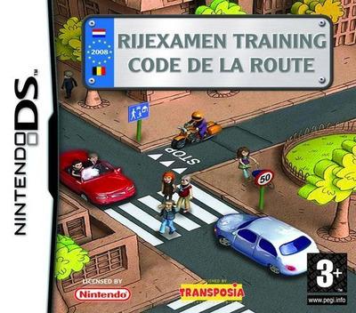Rijexamen Training - Code de la Route 2008 DS coverM (YCDX)