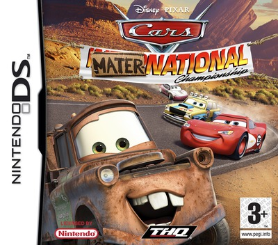 Cars - Mater-National Championship DS coverM (YCMP)