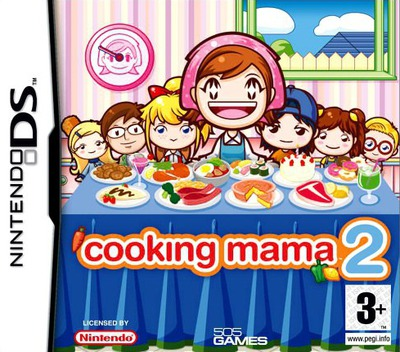 Cooking Mama 2 DS coverM (YCQP)
