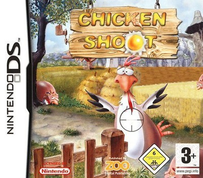 Chicken Shoot DS coverM (YCSP)