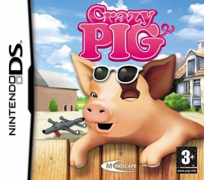 Crazy Pig DS coverM (YCZP)