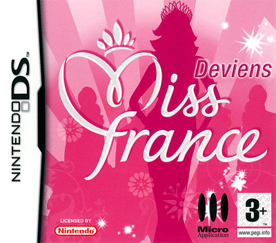 Deviens Miss France DS coverM (YDFF)