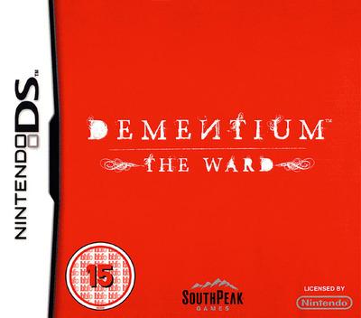 Dementium - The Ward DS coverM (YDTP)