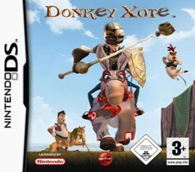 Donkey Xote DS coverM (YDXP)