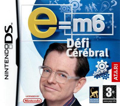 E=M6 Defi Cerebral DS coverM (YE7F)