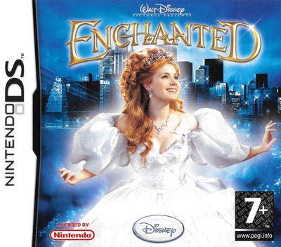 Enchanted DS coverM (YECP)