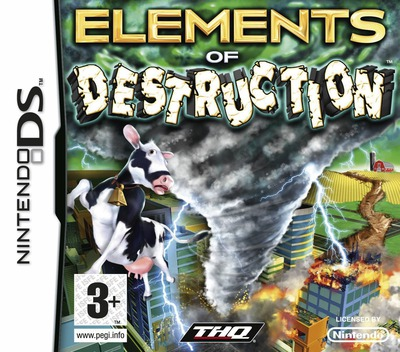 Elements of Destruction DS coverM (YEDP)