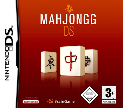 Mahjongg DS DS coverM (YEJP)