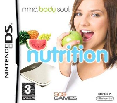 Mind. Body. Soul. - Nutrition Matters DS coverM (YEMP)
