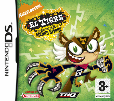 El Tigre - The Adventures of Manny Rivera DS coverM (YETP)