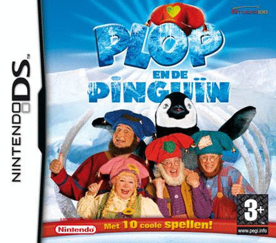 Plop en de Pinguin DS coverM (YEYH)
