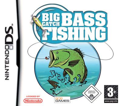 Big Catch - Bass Fishing DS coverM (YFGP)