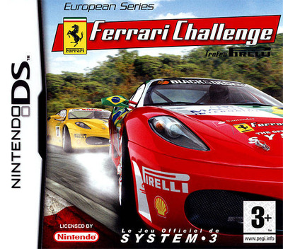 Ferrari Challenge - Trofeo Pirelli - European Series DS coverM (YFRP)